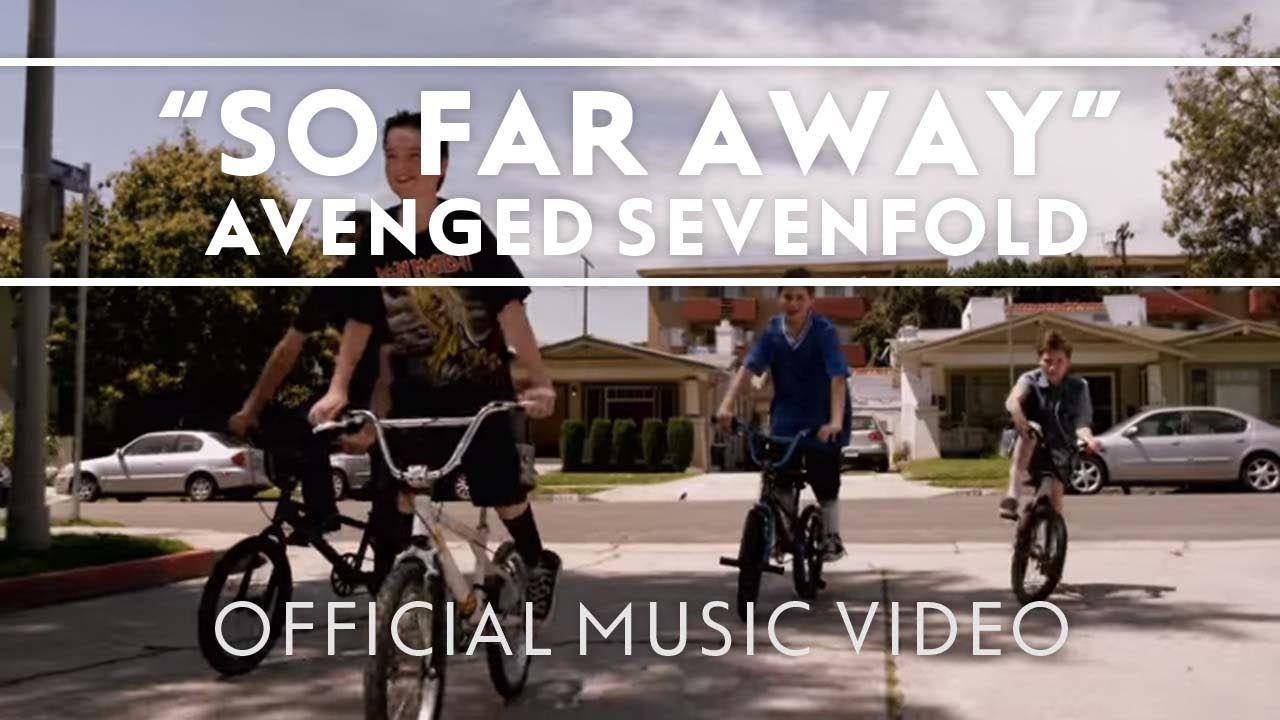 Avenged Sevenfold So Far Away Videos De Musica Avenged