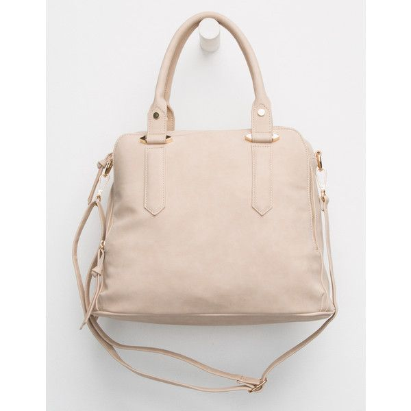 2d6acea1b0 Violet Ray Logan Satchel Bag ( 40) via Polyvore featuring bags ...