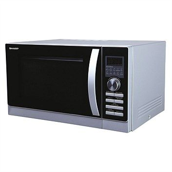 Briscoes Sharp R80a0s Convection And Grill Microwave