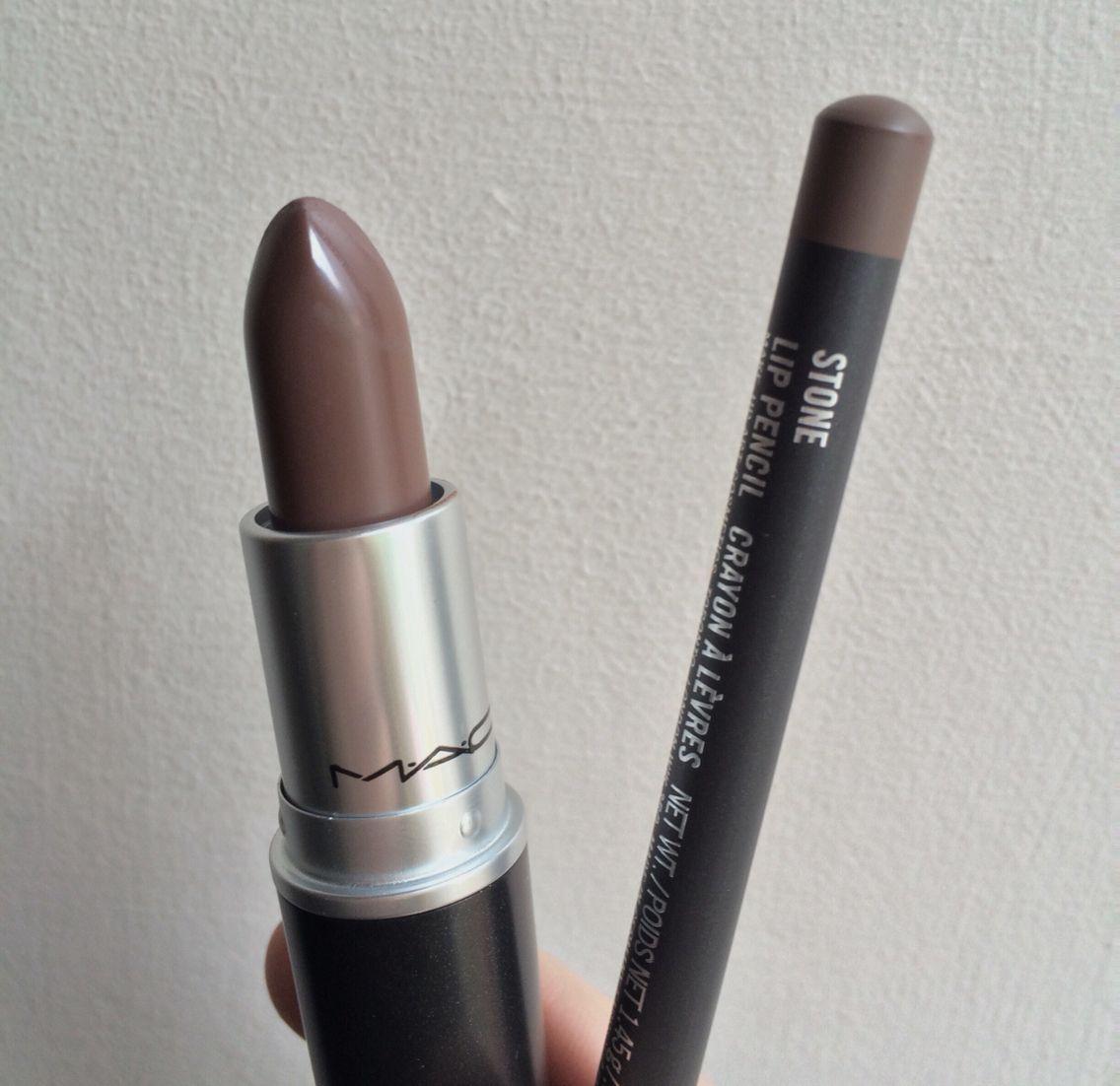 Stone Lipstick & Liner