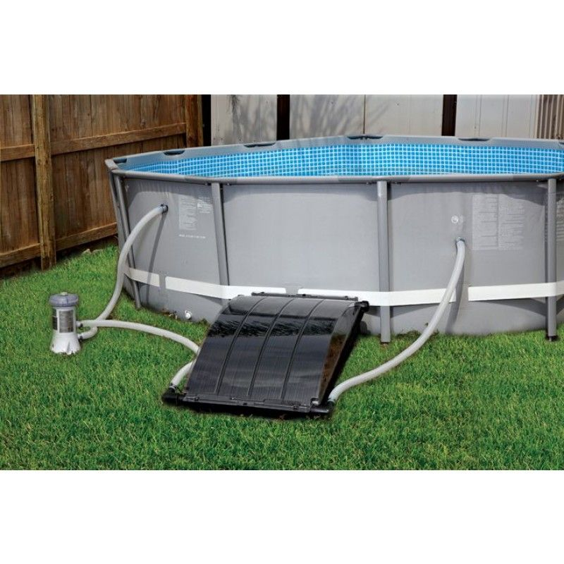 Amazing Smartpool S204 Solar Arc Above Ground Pool Solar Heat System