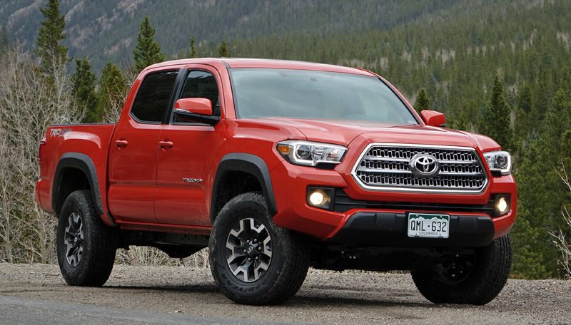 2016 Toyota TRD Review The Swiss Army Knife of