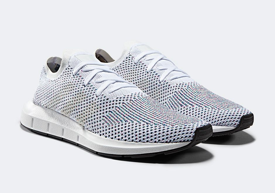 34390dee3f0a8 Adidas Originals Swift Run White - CG4126  110 RELEASE DATE  JULY 27TH