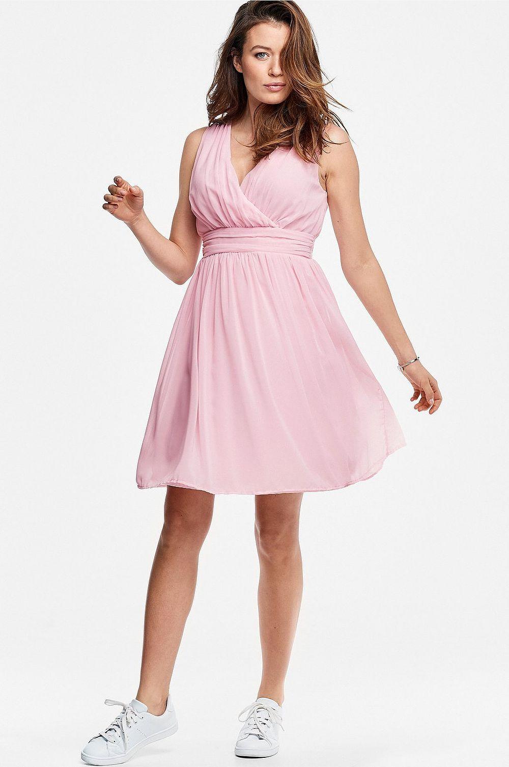 Korta klänningar i olika färger - Shoppa online Ellos.se