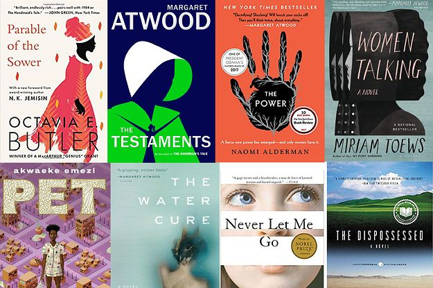 "11 Books To Read If You Like ""The Handmaid's Tale"" #margaretatwood"