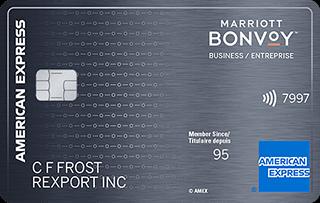 Marriott Bonvoy Business American Express Card Review American Express Card American Express Business Card American Express Business
