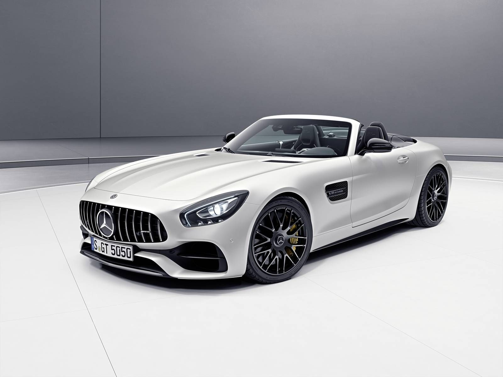 Limited Edition Mercedes Amg Cars Celebrate 50 Years Of Magic