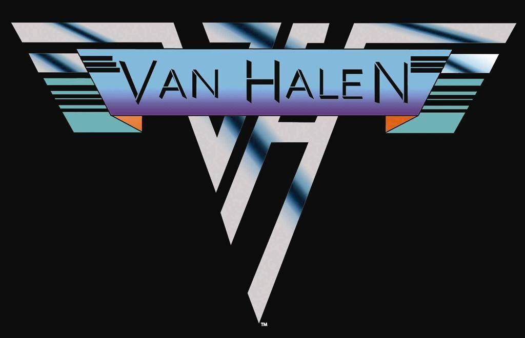 Van Halen Nice Band Logos Pinterest Van Halen Music And Band