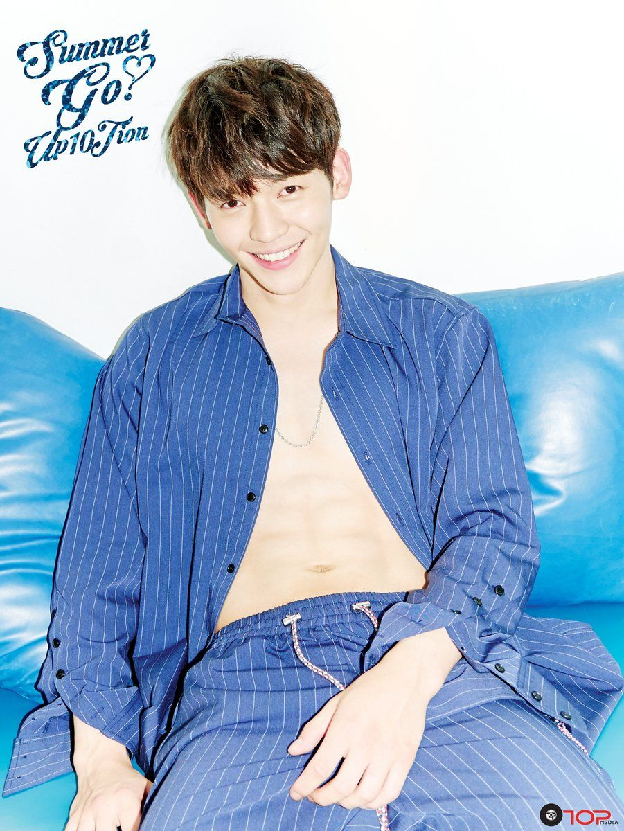 Pin by pVnn on Up10tion | Summer, Denim button up, Pajamas