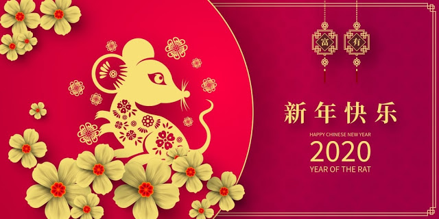 Year Of The Rat Chinese New Year 2020 Images