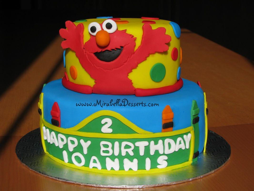 Elmo cake elmo birthday cake 1st birthday cakes