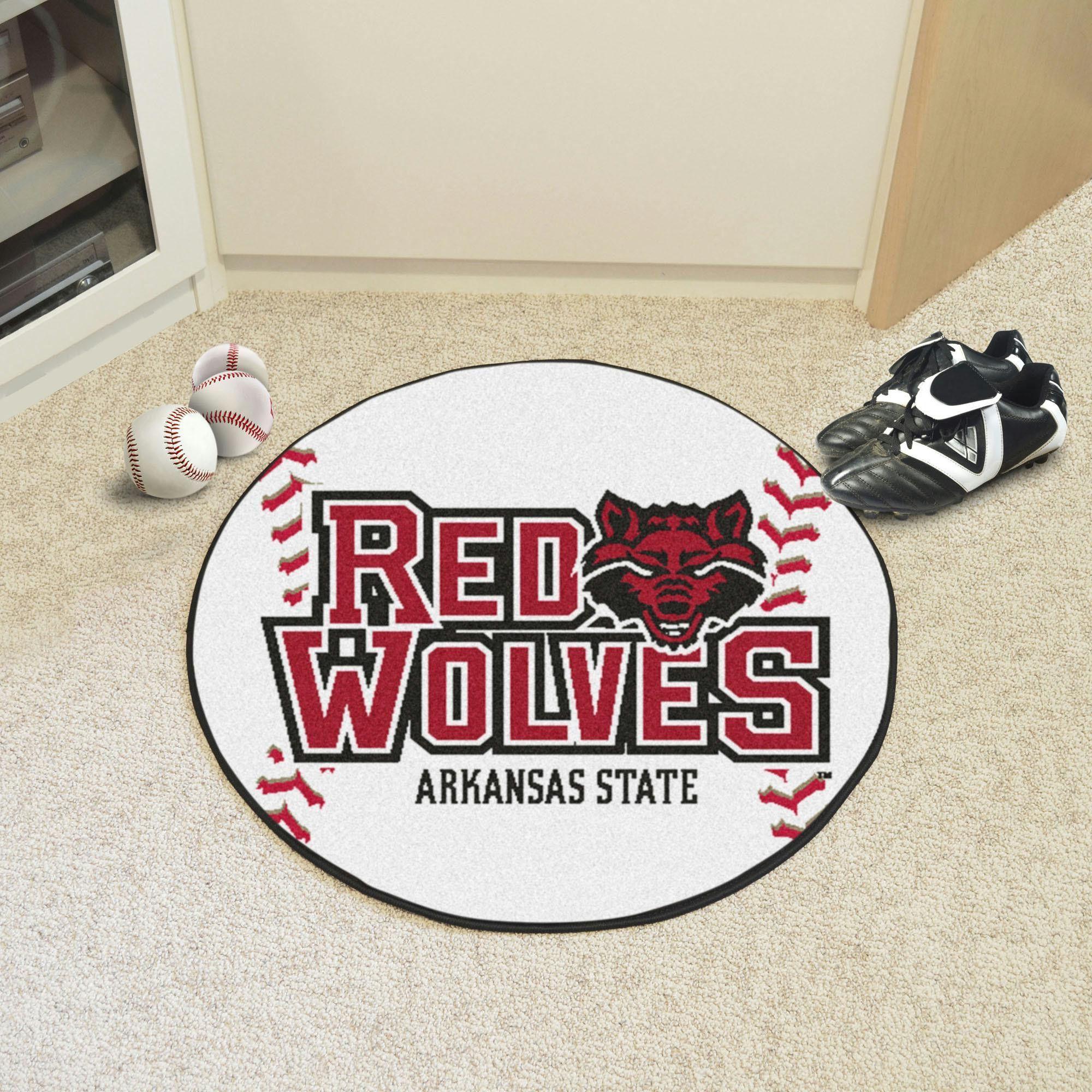 Arkansas State Baseball Mat 27\