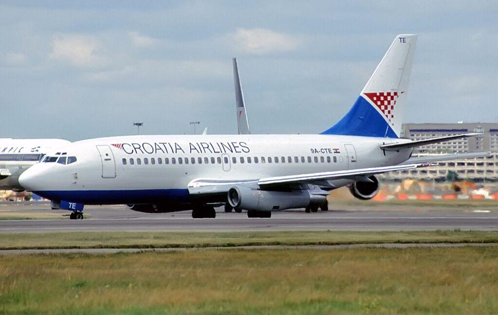 Croatia Airlines Croatia Kroatie