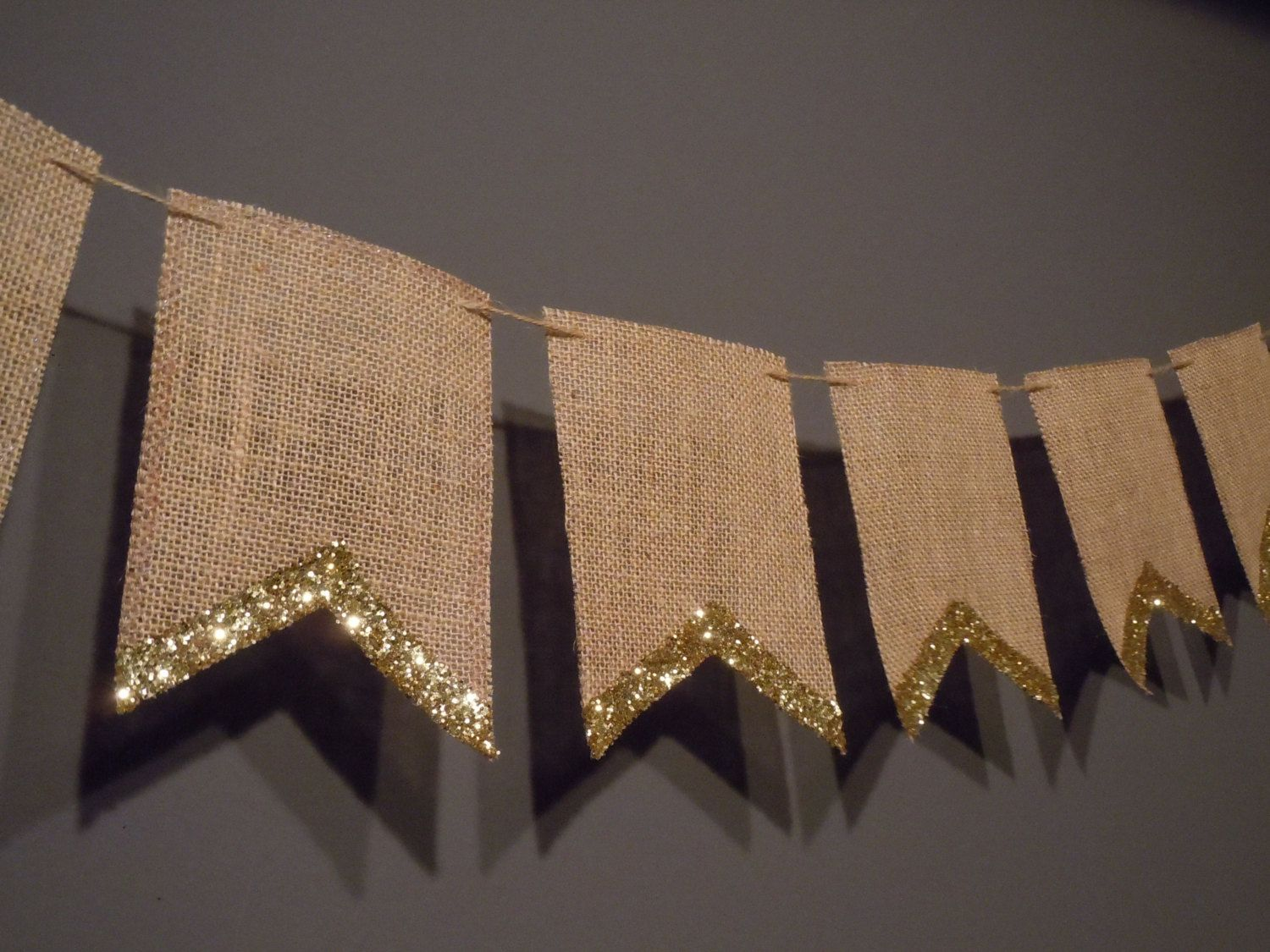 25 Unique Burlap Pennant Ideas On Pinterest
