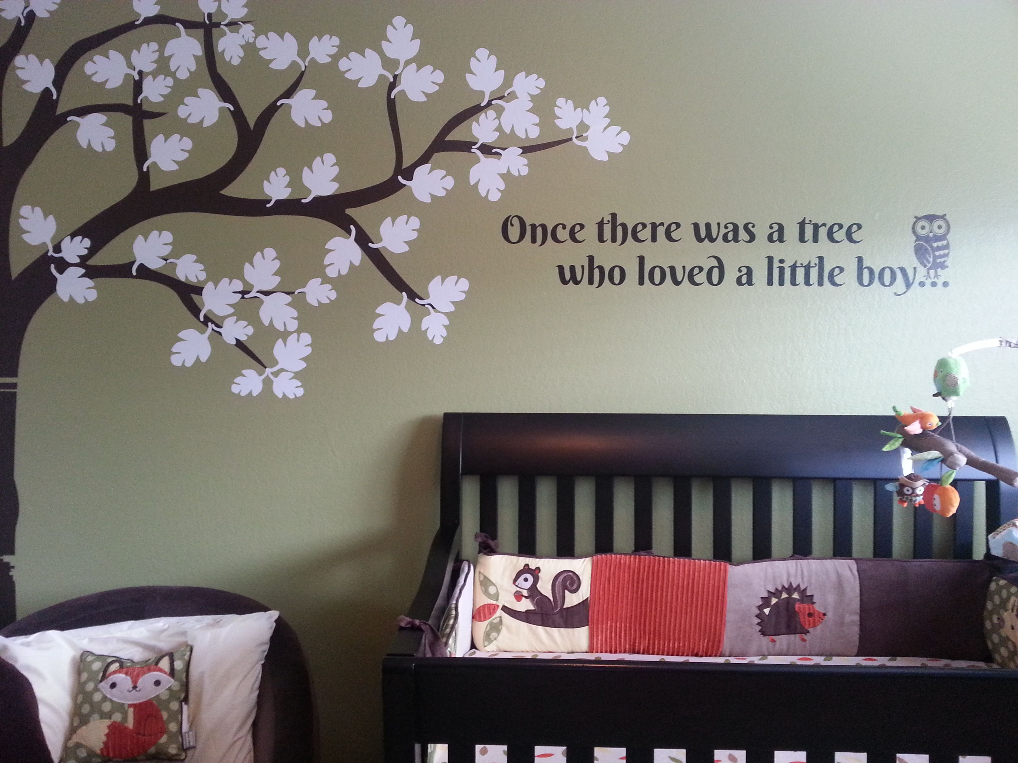 Froggies nursery wall decals by couture d 233 co - Brayden S Baby Nursery Inspired By One Of My Favorite Classic Books Of All Time