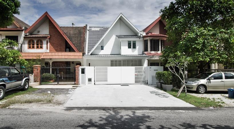 reka bentuk hiasan dalaman teres home interior design services Konsep Klasik dan Moden Hiasan Dalaman Rumah Teres 2 Tingkat