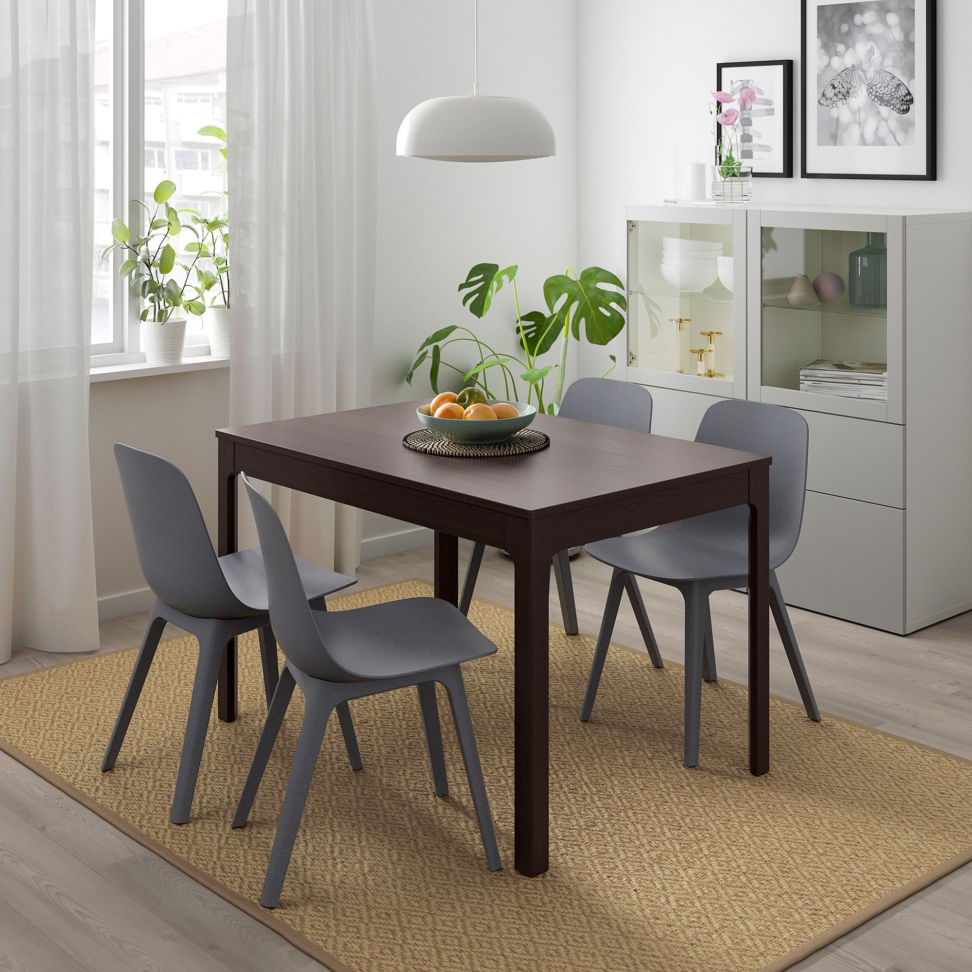 Ikea Ekedalen Odger Table And 4 Chairs Chair Table Ikea