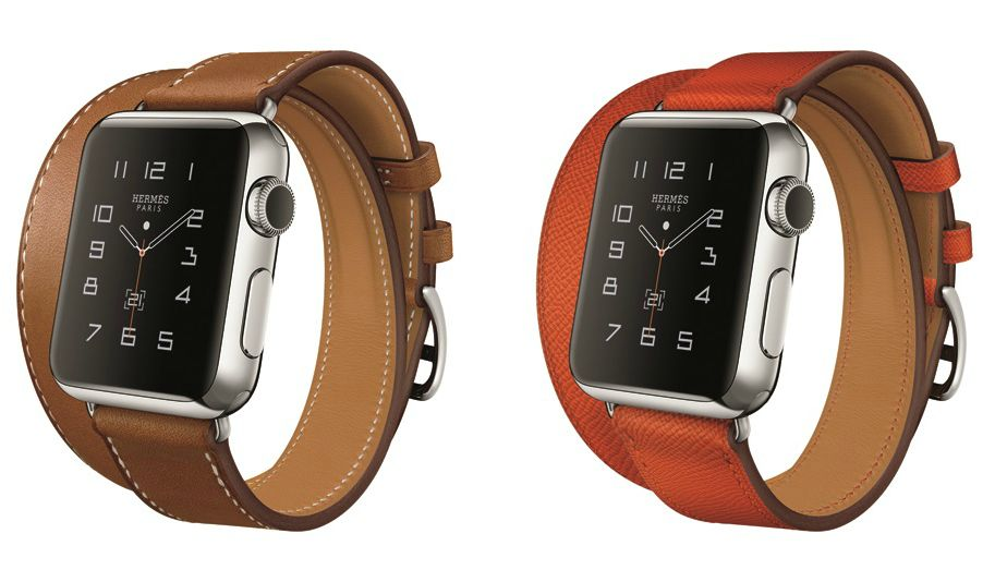New Apple Watch Hermes Straps Now Available Separately From Apple Watch Ablogtowatch Double Tour Apple Watch Band Apple Watch Bands Apple Watch Men