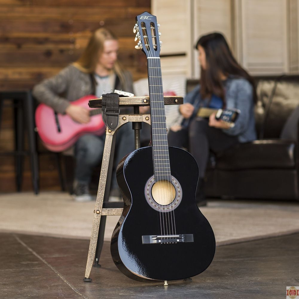 AWESOME Black Acoustic Guitar For Dummies Beginners