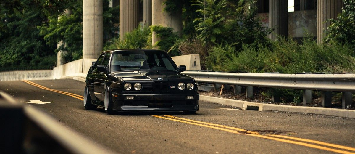Jsutai S Goes Bavarian Miro S Bmw E30 With Images Bmw E30