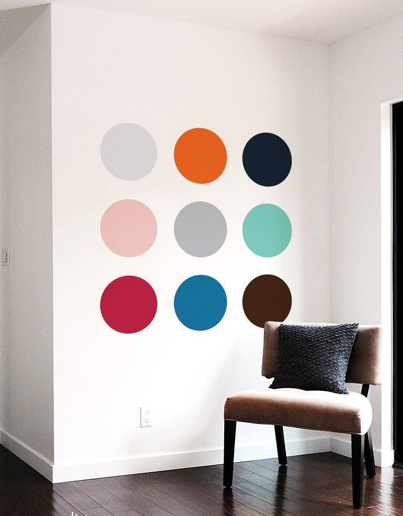 Spots With Images Unique Wall Decals