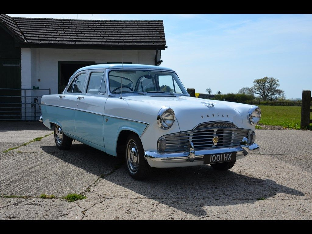 1960 Ford Zodiac For Sale Classic Cars For Sale Uk Cars For