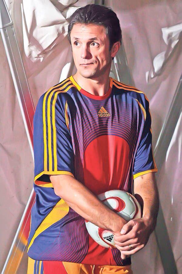 Gheorghe Popescu (With images) | International football ...  |Gica Popescu