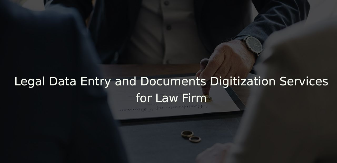 Legal Data Entry And Documents Digitization Services For Law Firm Data Entry Law Firm Data