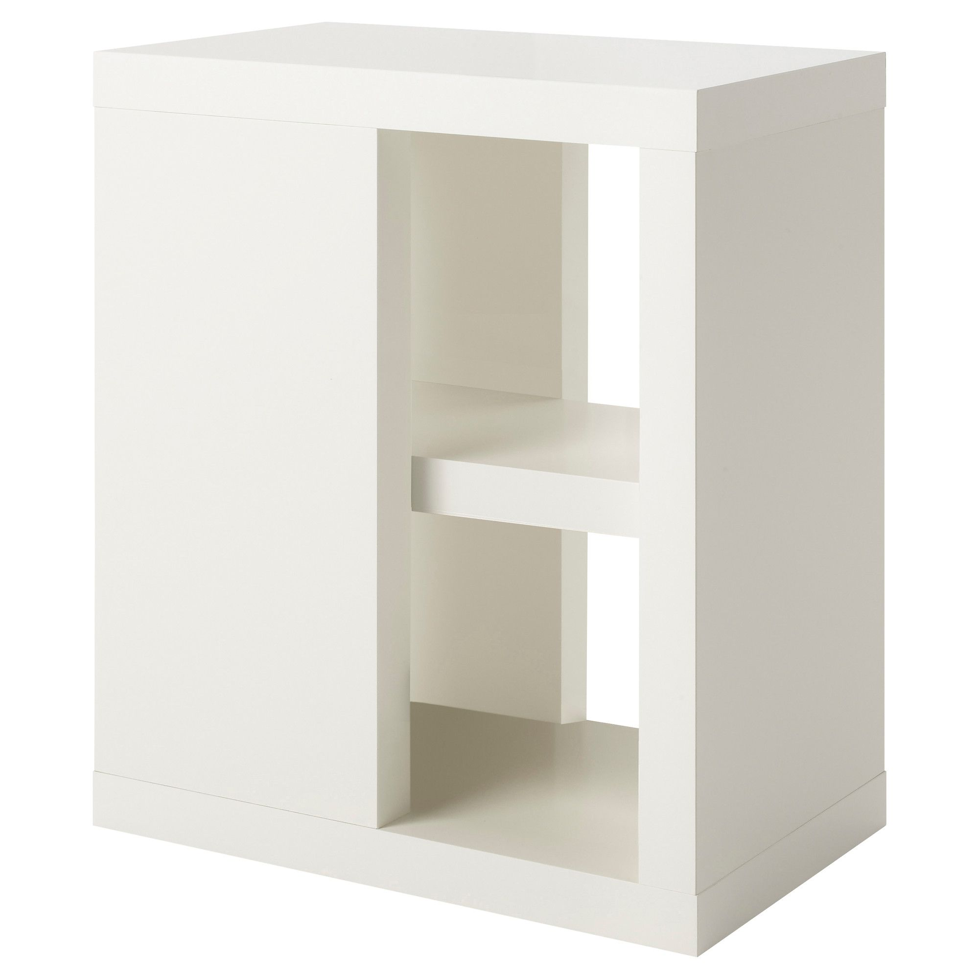Ullrik Table Leg With Storage White Ikea Two Table