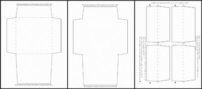 4 x 3 18 inch envelope template crafts patterns pinterest free square envelope template that measures 4 and inches to fit a 4 square card maxwellsz