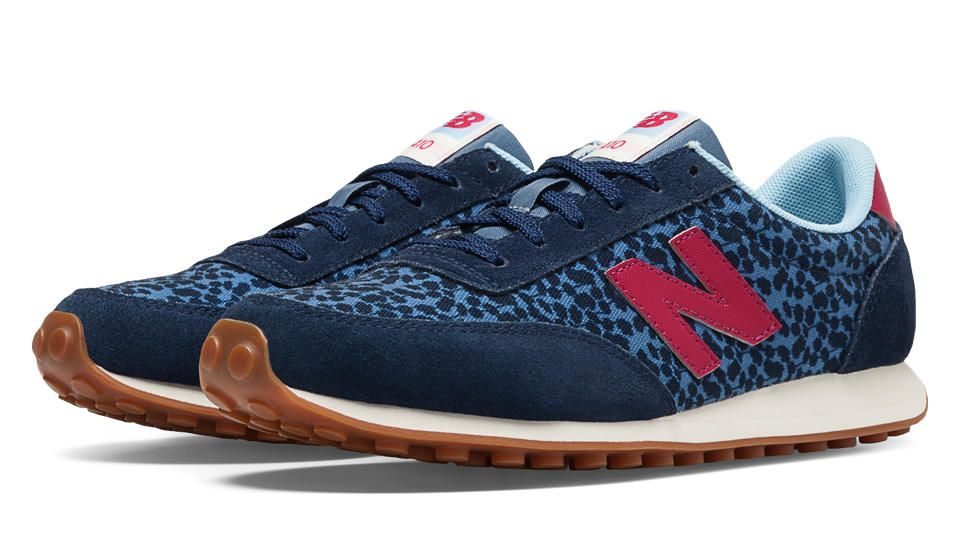wholesale dealer b576b caba2 New Balance 410, Navy with Blue Jay   Red