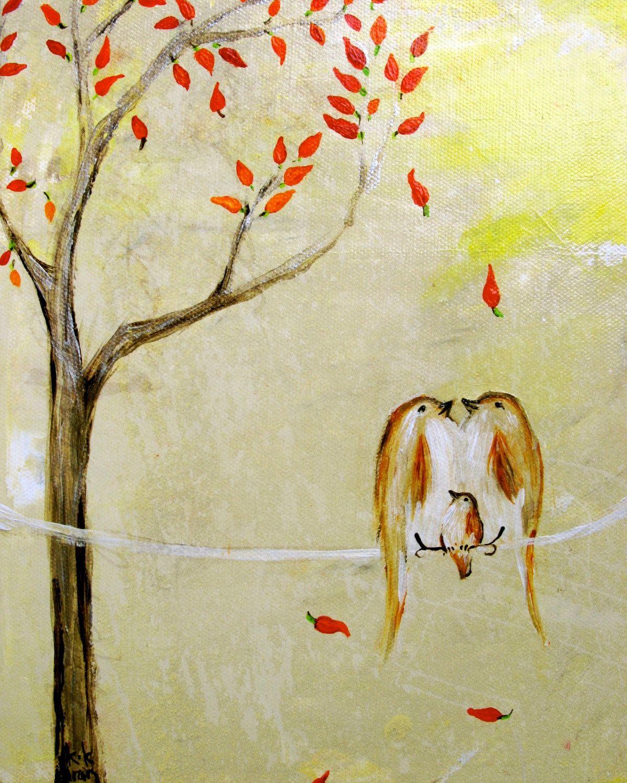Under the Chili Pepper Tree ~ Studio Enrouge | Arts & Entertainment ...