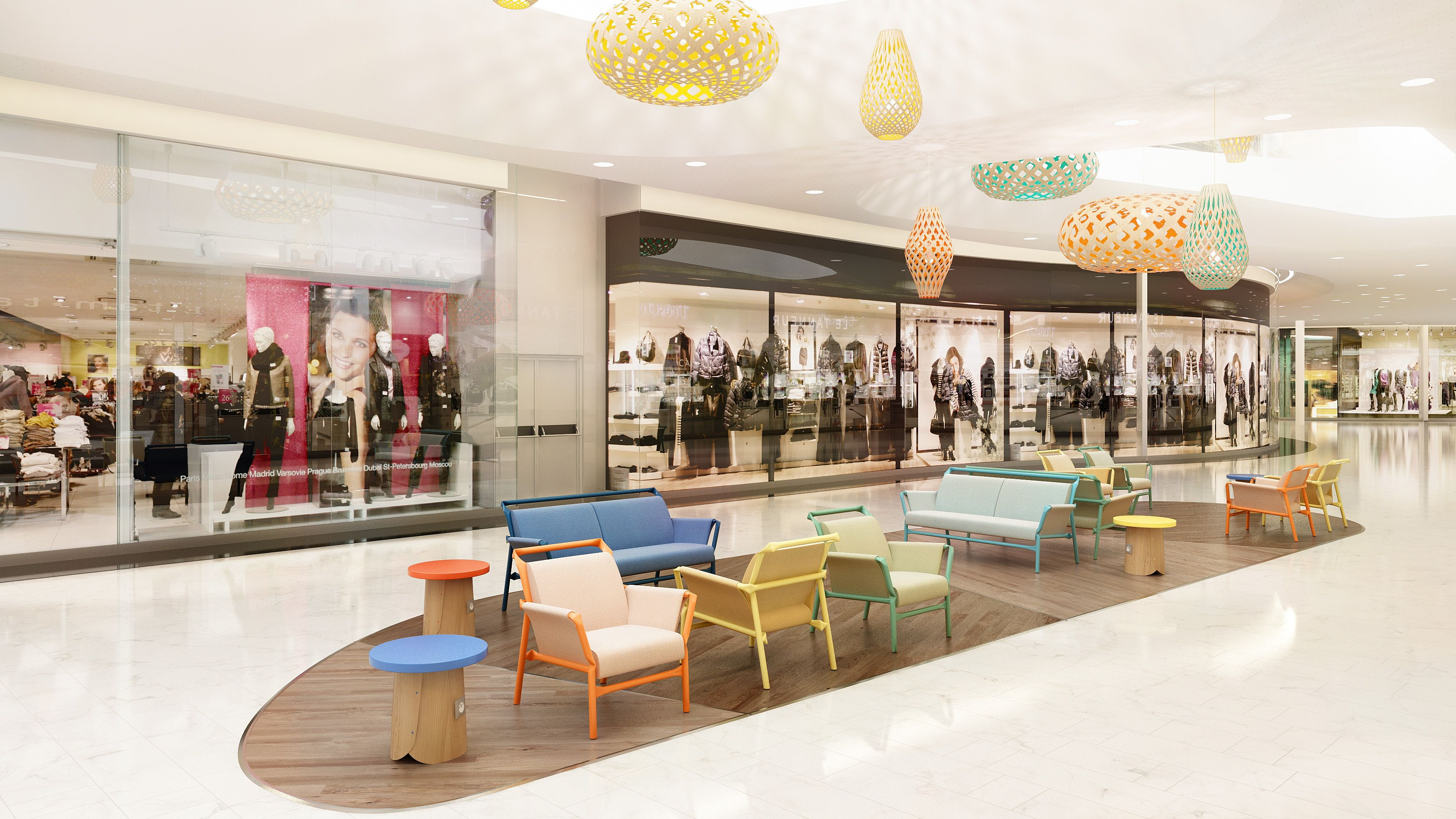 Mall of scandinavia by piran se studio 01 01 shopping for Furniture mall
