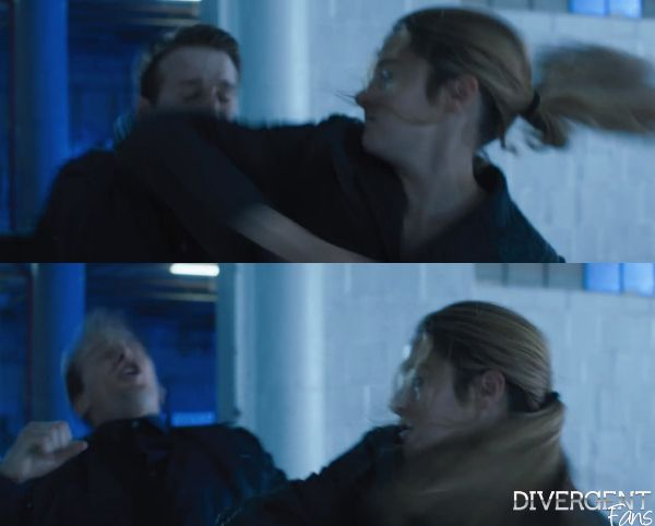 Divergent ! have you guys watched the 12 sec. teaser trailer? Tris Prior and Tobias Eaton looked amazing