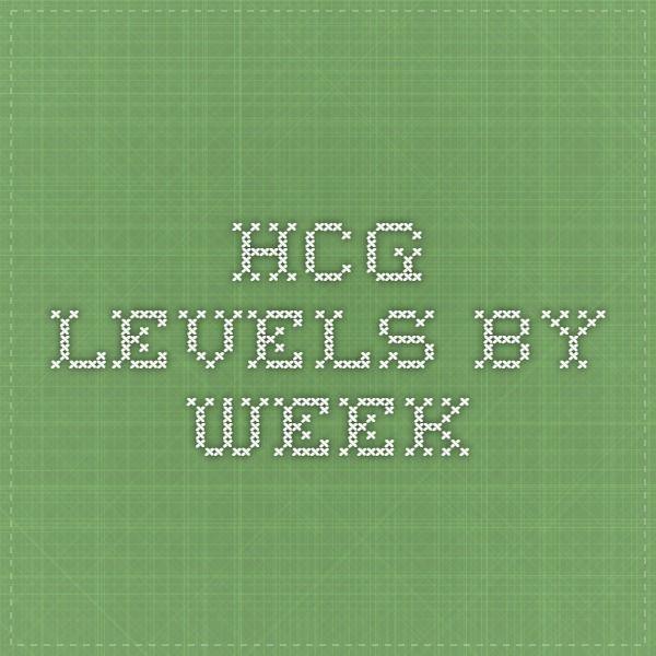 hcg levels by week | Babies | Hcg levels, Hcg levels chart, Pregnancy