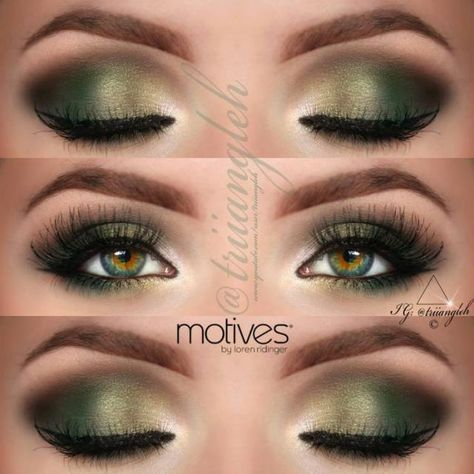 Super Gorgeous Green Makeover
