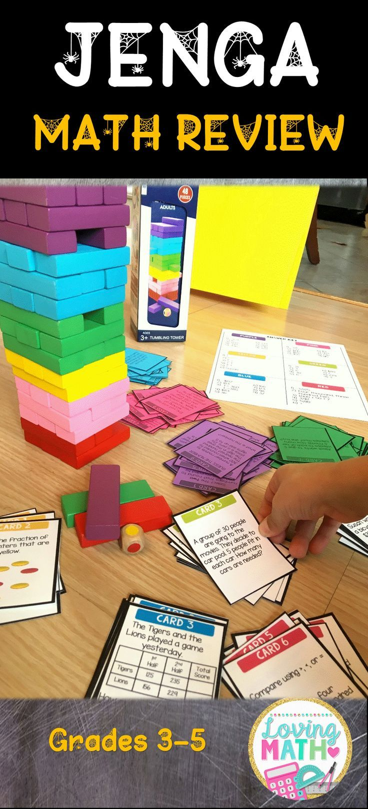 Uncategorized Love Test Kids third grade math review game test prep gaming and kids will love it
