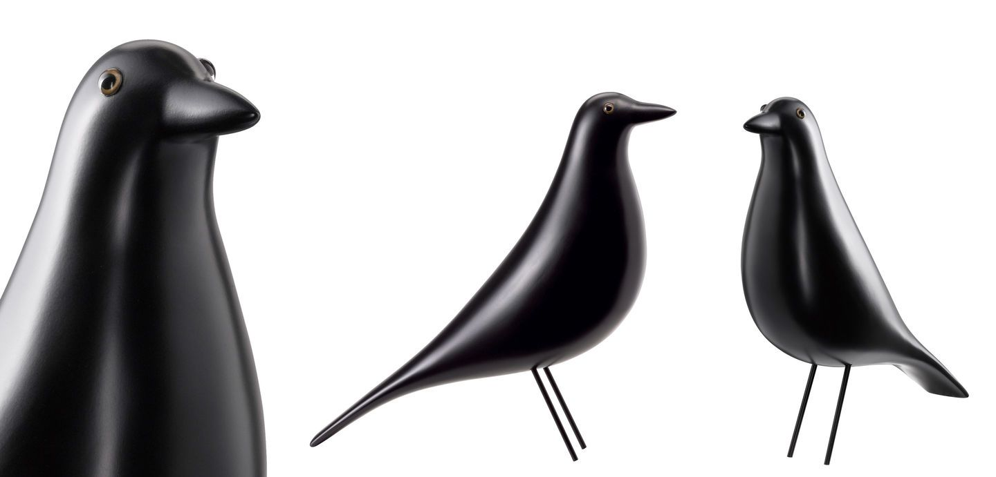 Pin By Leblume On Objects With Images Eames House Bird Eames Bird