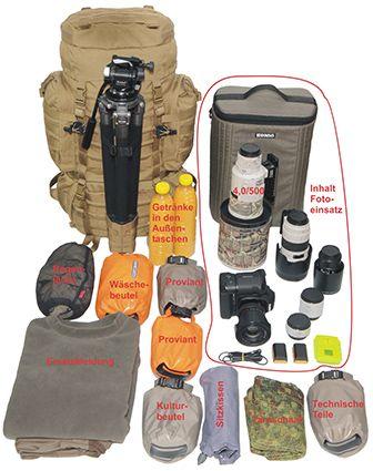 Koenig Photobags – Set- TT-RaidPack MKII