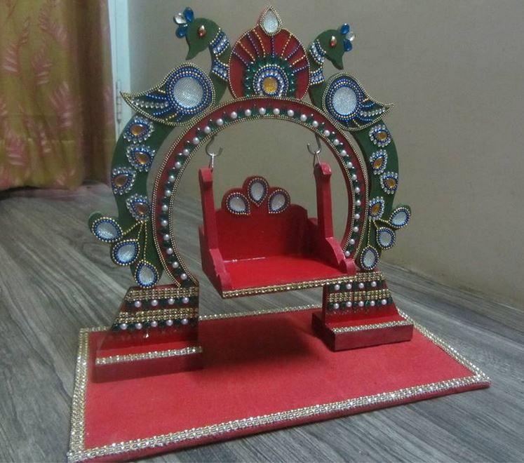 Janmashtami Decoration Ideas Krishna Decoration And