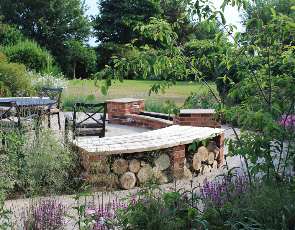 LITTLE EDEN HERTFORDSHIRE | Aralia Garden Design ...