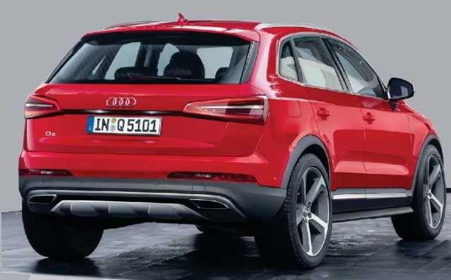 2015 Audi Q5 Hybrid - mpg, price, release date | VOITURES ...