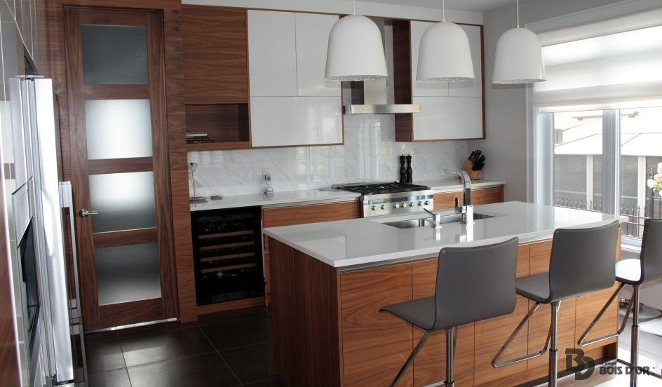 ARMOIRE POUR HOTTE DE CUISINE - Recherche Google Cozinha Integrada