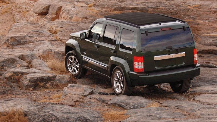 I Want This Car And This Place Jeep Liberty Shown In Natural