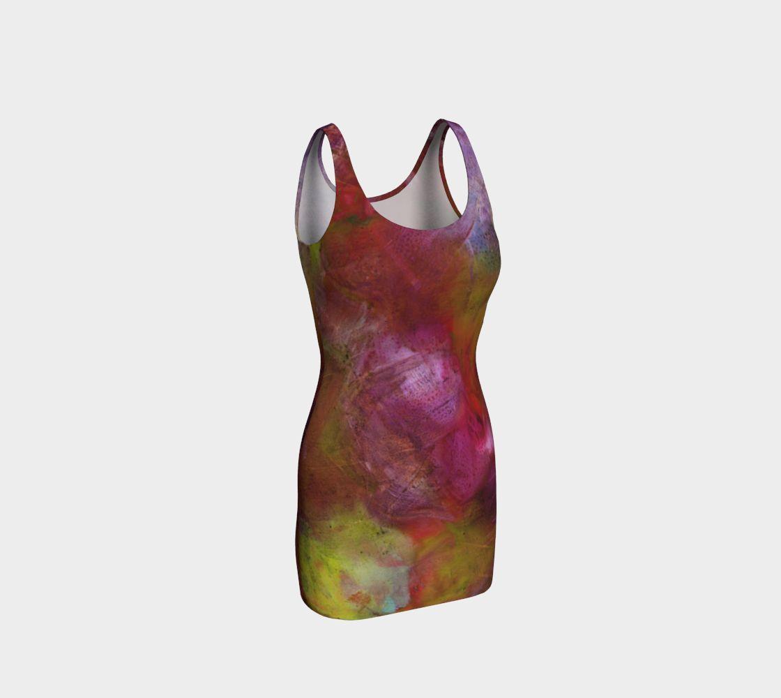 Essence, Sunrise - Fitted Dress