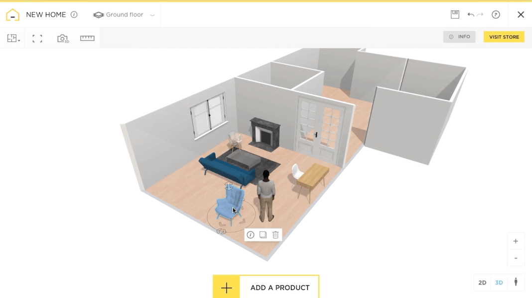 10 Best Free Online Virtual Room Programs And Tools House Plans Online Floor Plans Online Design Your Own Home