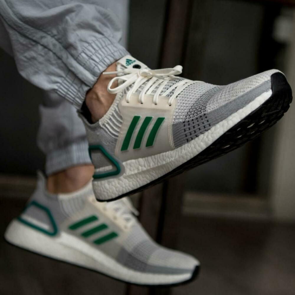 Adidas Ultraboost 19 X Consortium White Size 8 9 10 11 12 Mens Shoes Nmd Y 3 Adidas Ultra Boost Adidas Boost Men S Shoes