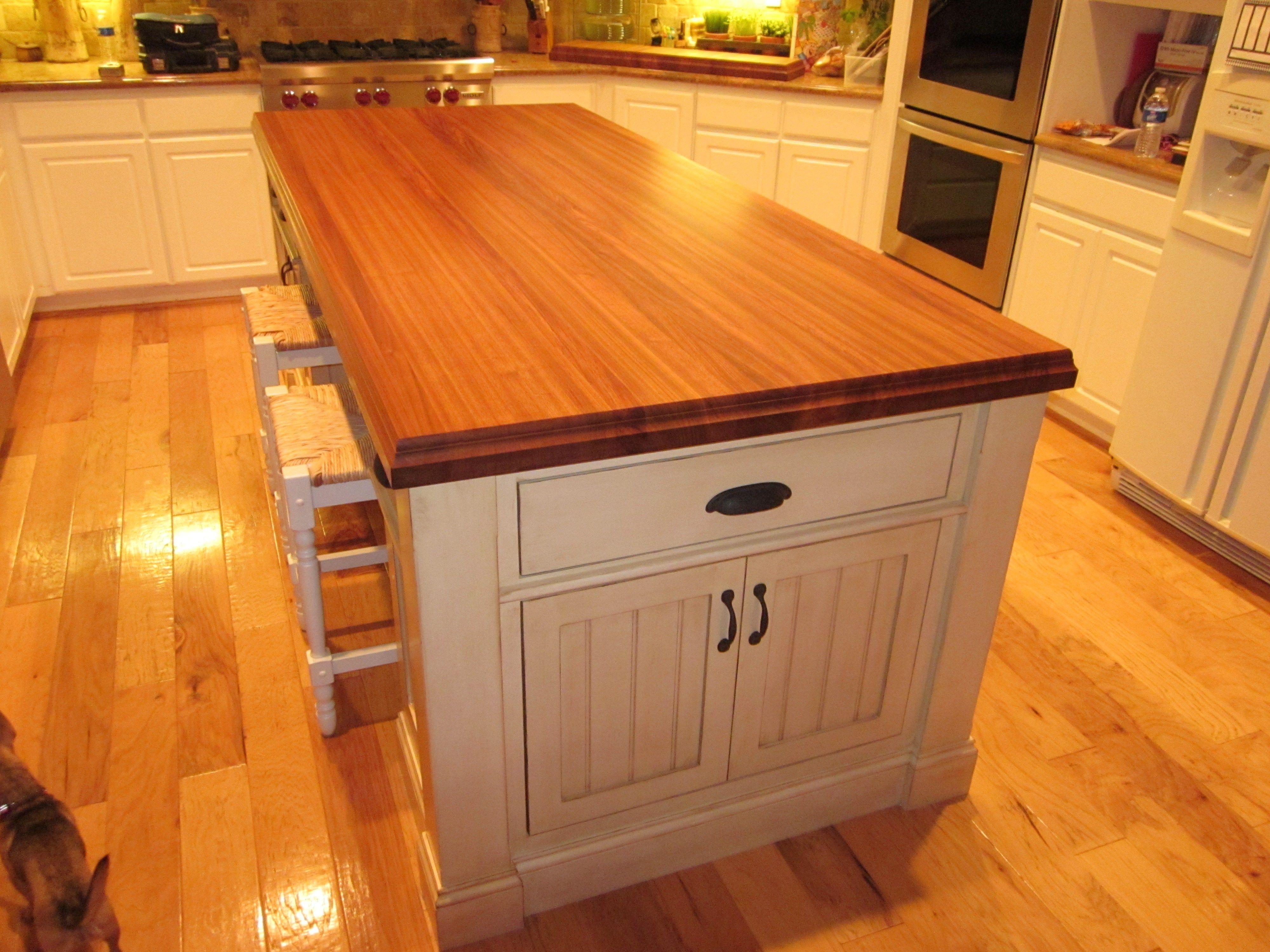 White Kitchen Island Drawer Butcher Block Laminate Crosley Furniture Top