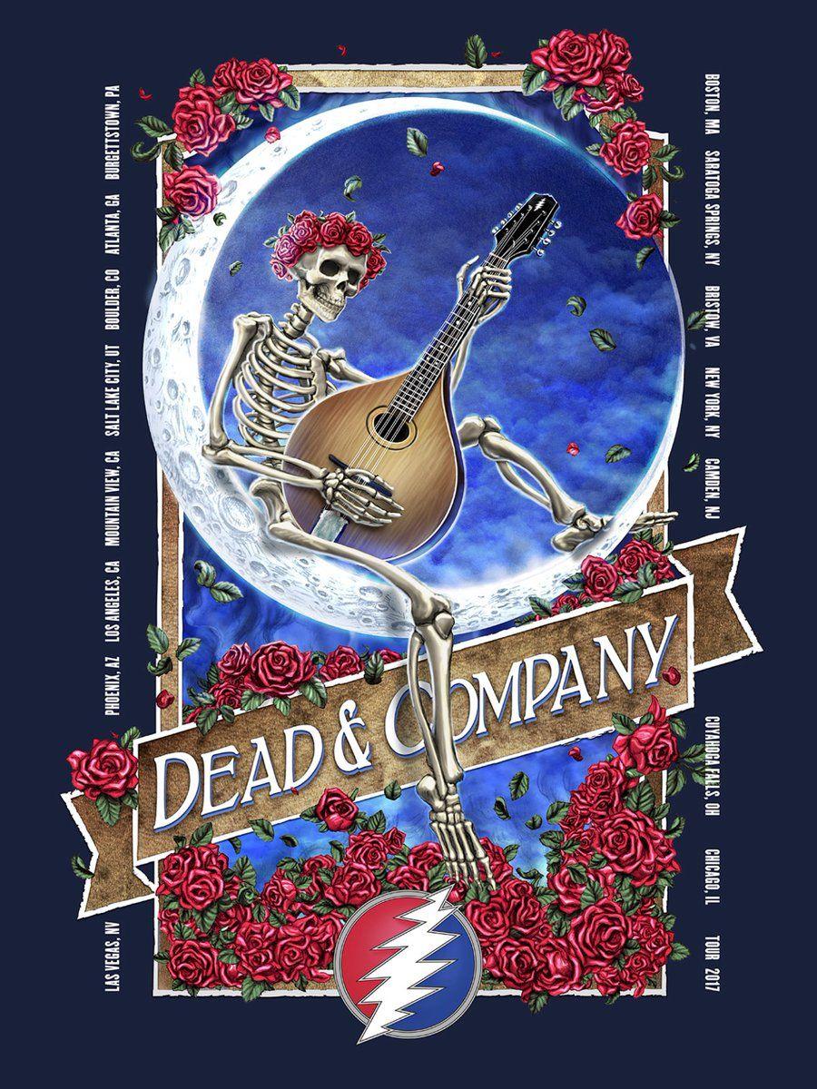 Dead Company Deadandcompany Summer Tour 2017 Me Dead