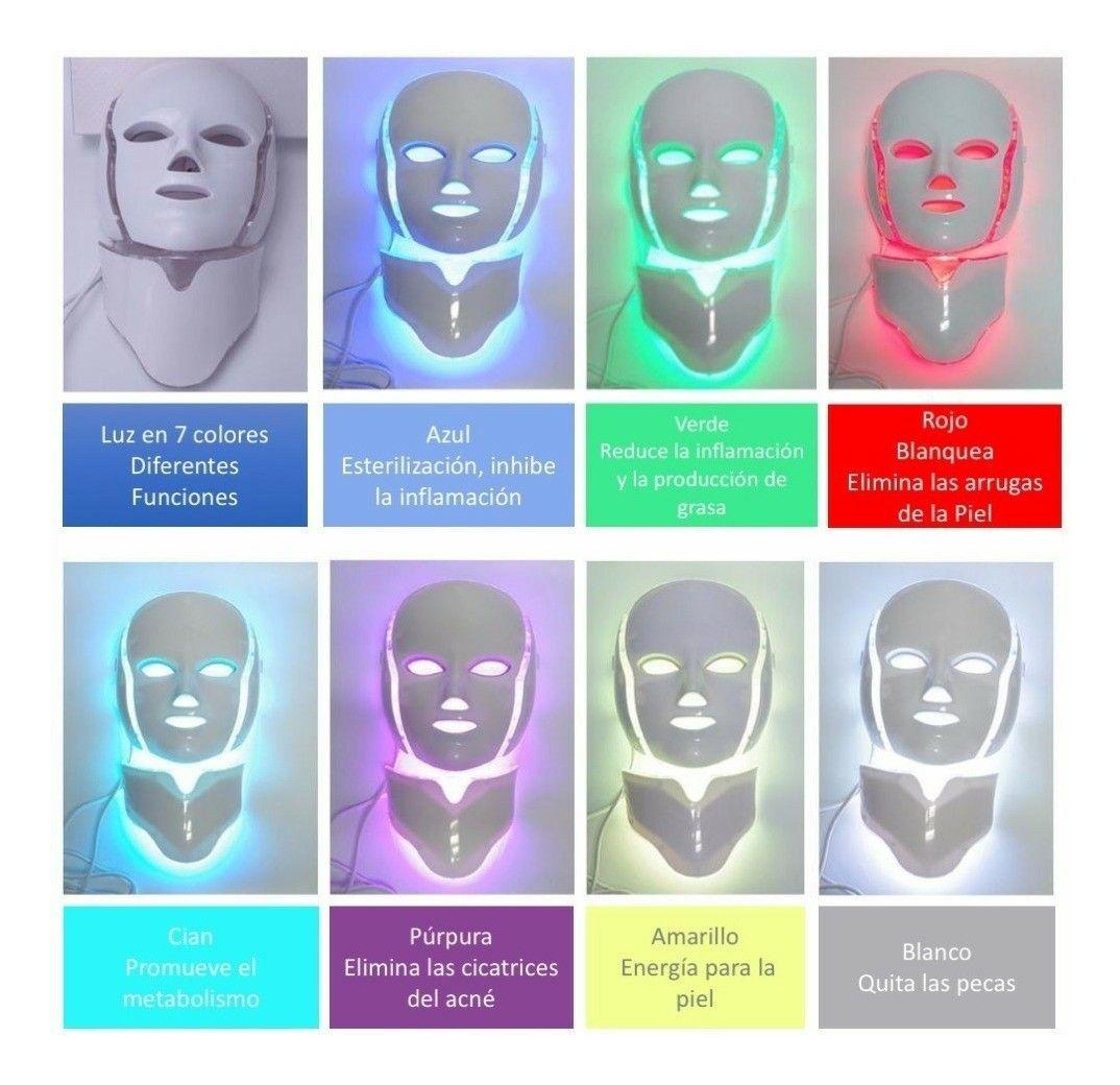 Pin De Sabrina Nowak En Tratamientos De Belleza Cuidado De La Cara Tratamientos De Belleza Mascara De Led
